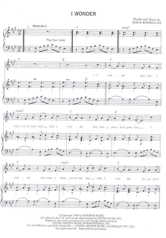 I Wonder Kellie Pickler Piano Chords kellie pickler sheet music to ...